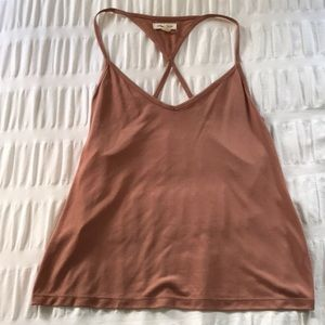 UO open back tank